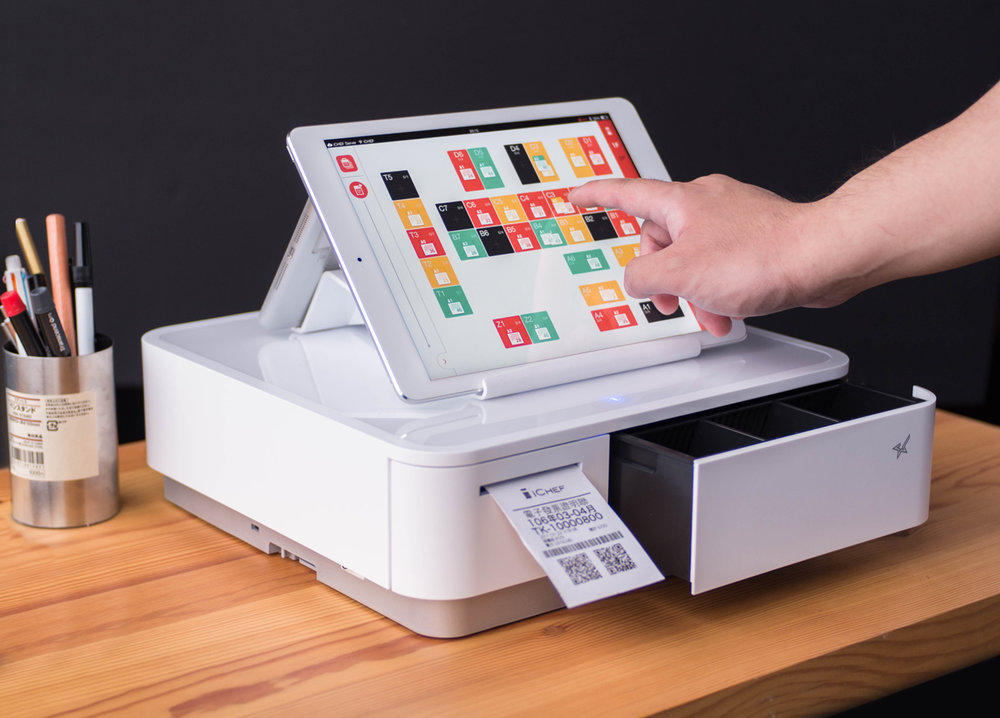 iCHEF Singapore, F&B POS System (Point-of-Sale) Affordable rental and flexible days