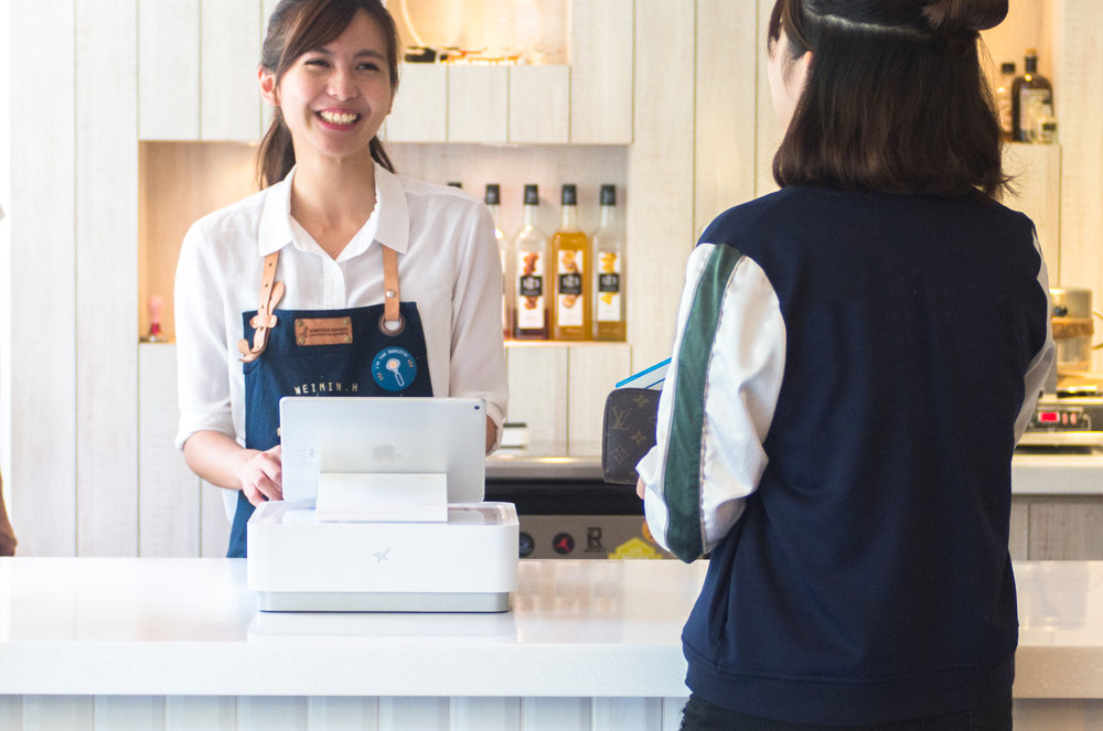 iCHEF Singapore, F&B POS System (Point-of-Sale) Track your sales daily anywhere, anytime