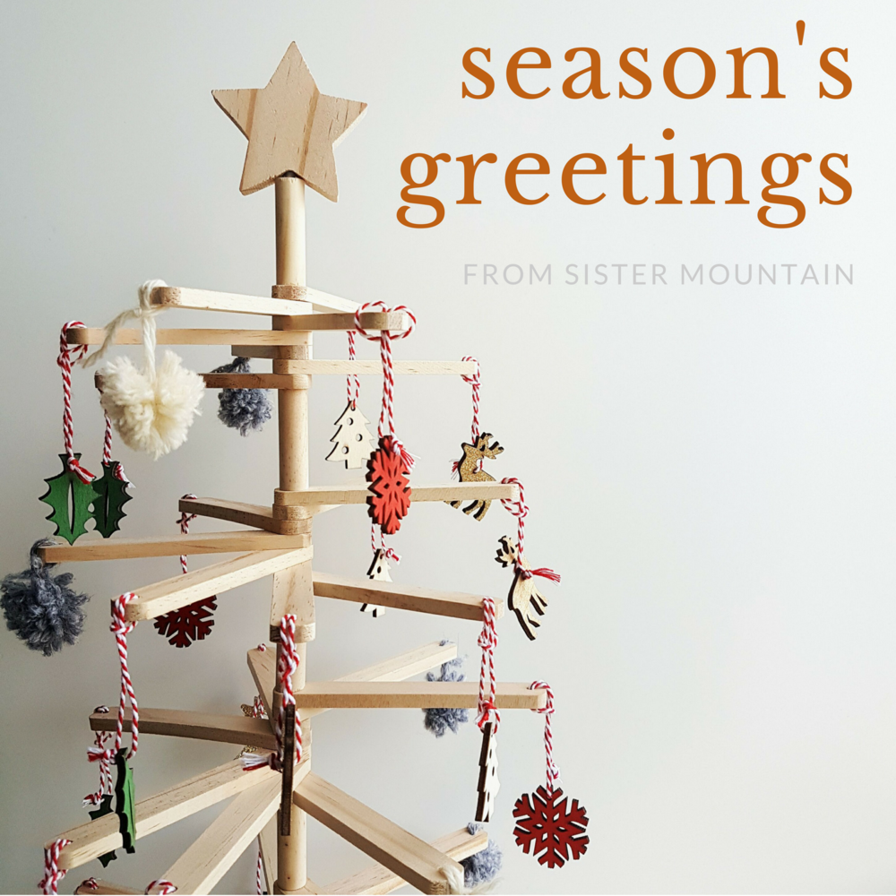 Christmas Playlist from Sister Mountain
