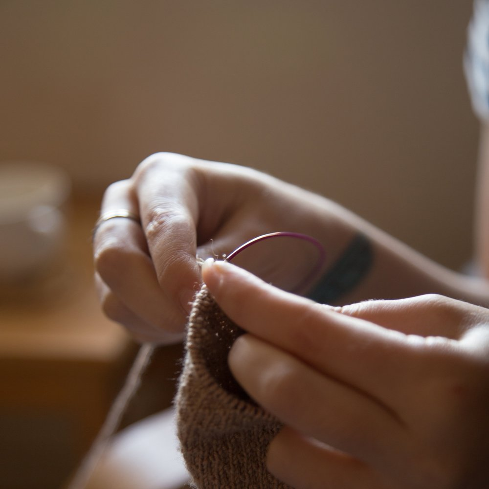 5 New Year's Resolutions that will Improve Your Handknit Wardrobe