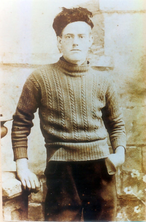 What The Gansey Sweater Can Teach You About Utility Knitting