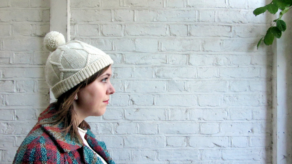 Rilo Free Cabled Hat Pattern