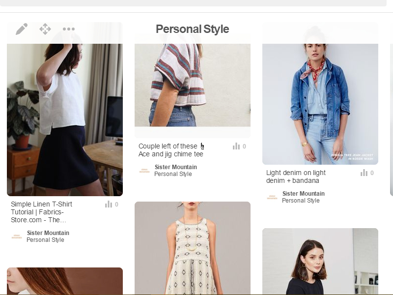 Follow my  personal style  board on Pinterest for more inspiration.