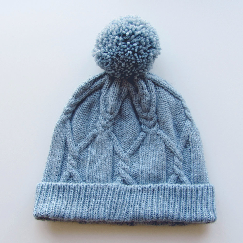 Free Knitting Pattern - Rilo Hat
