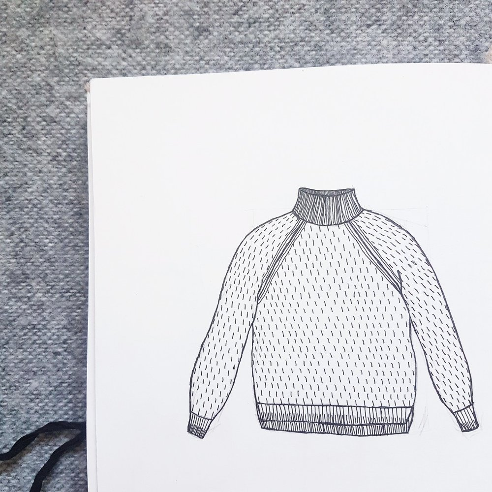 Designing knitting patterns