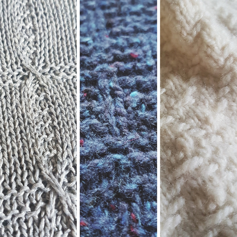 My Knitwear Design Projects