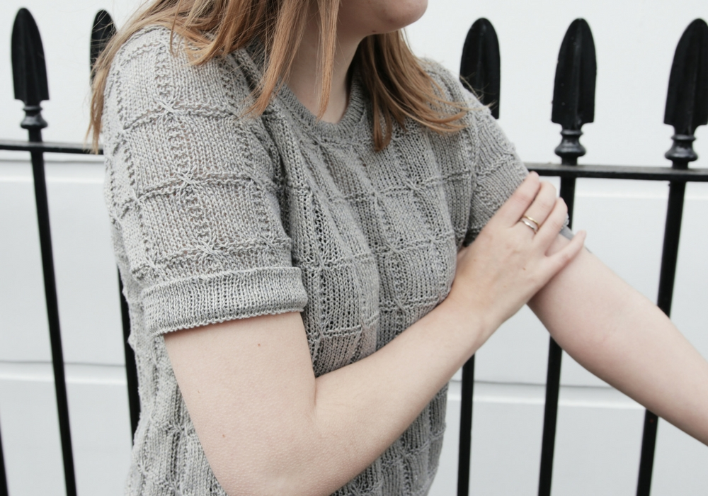 Minimalist Knitting Pattern
