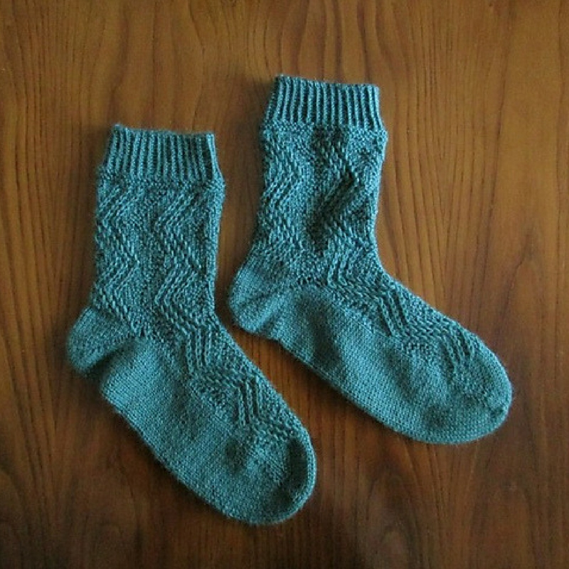 Maria's Bronte Socks