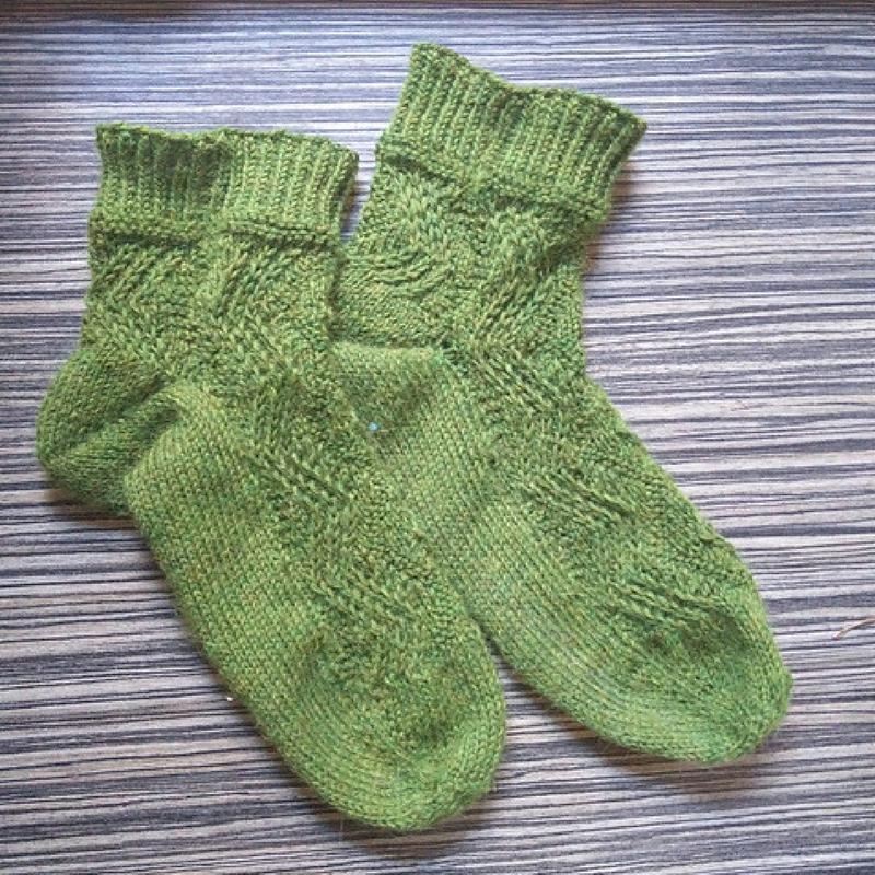 Isabell's Bronte Socks