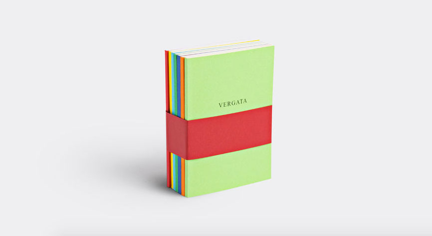 The 'Bouquet' notebooks set by Fabriano, £11