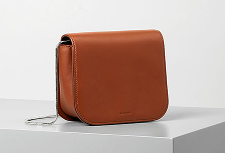 ALLSAINTS Arc Crossbody Bag in Sienna, £128/$178