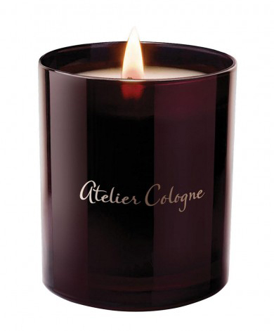 ATELIER COLOGNE - Orange Sanguine Scented Candle, £45