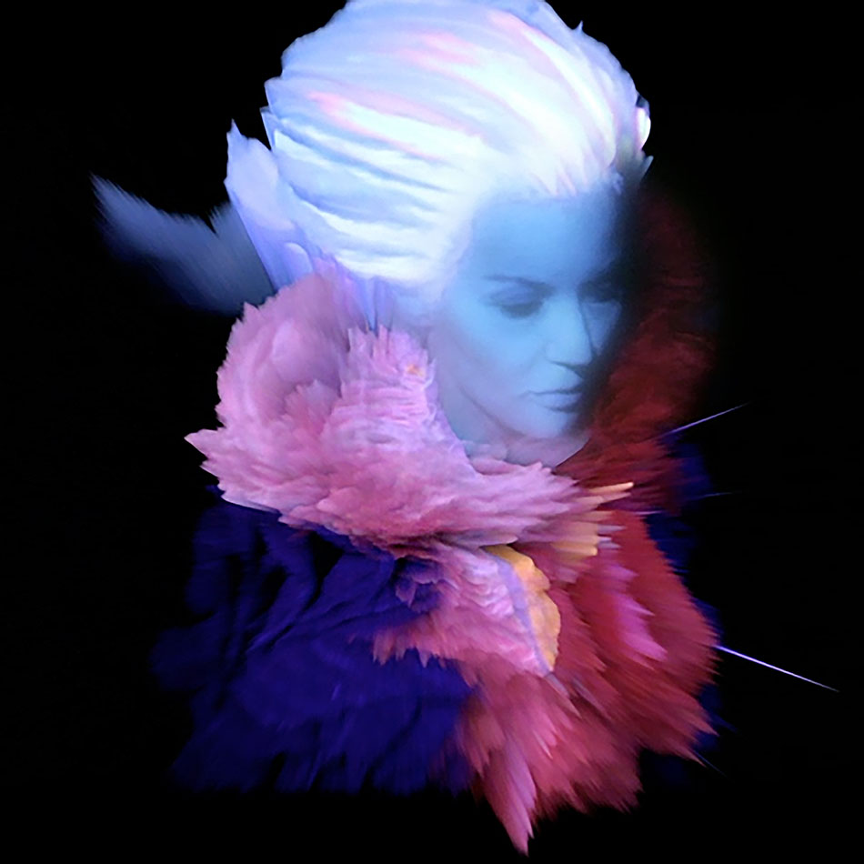Nick Knight and Daphne Guinness, Visions Couture: Junya Watanabe, SHOWstudio 2011, digital film. Courtesy of SHOWstudio