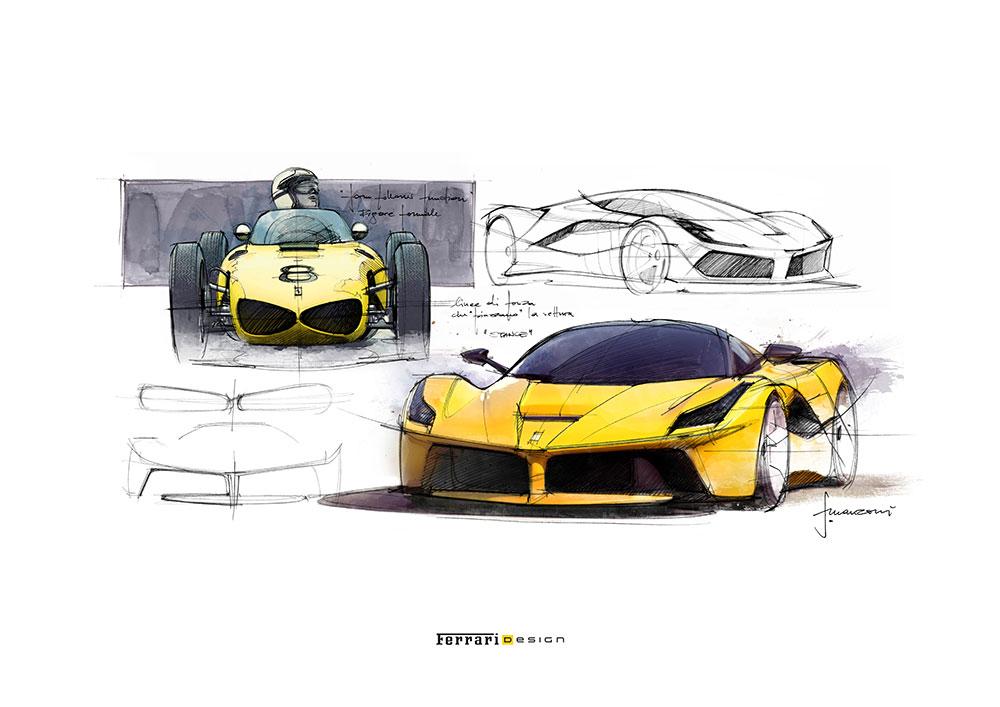 F150 Design Drawing