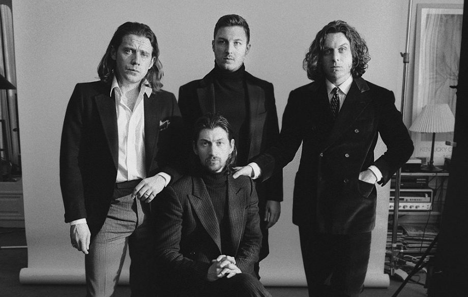 Arctic Monkeys, 2018 Credit: Press