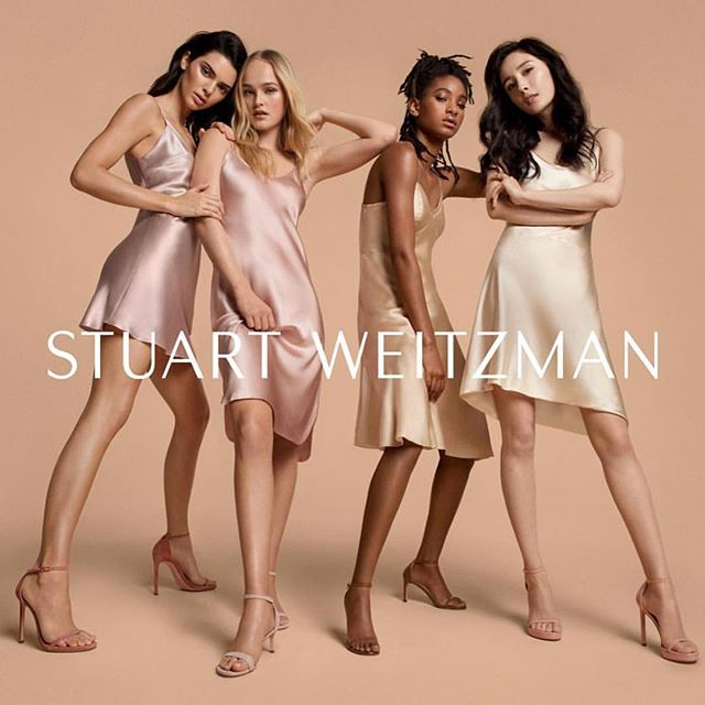 The rather awesome @stuartweitzman have launched #SWSpring19 with @kendalljenner @yangminimi912 @willowsmith and @jean_campbell The new global spokeswomen for the brand. #SWWomen Photographed by the always fab @inezandvinoodh More on the collection, link in bio . . . . #stuartweitzman  #kendalljenner #jeancampbell #inezandvinoodh #willowsmith #oklm #luxury #love #fashion #beauty  #model #lifestyle  #style #photooftheday  #photography #happy #authentic #urbanstyle #trend #styleoftheday #look #makeup #dublin #london #losangeles #sydney #newyork #paris