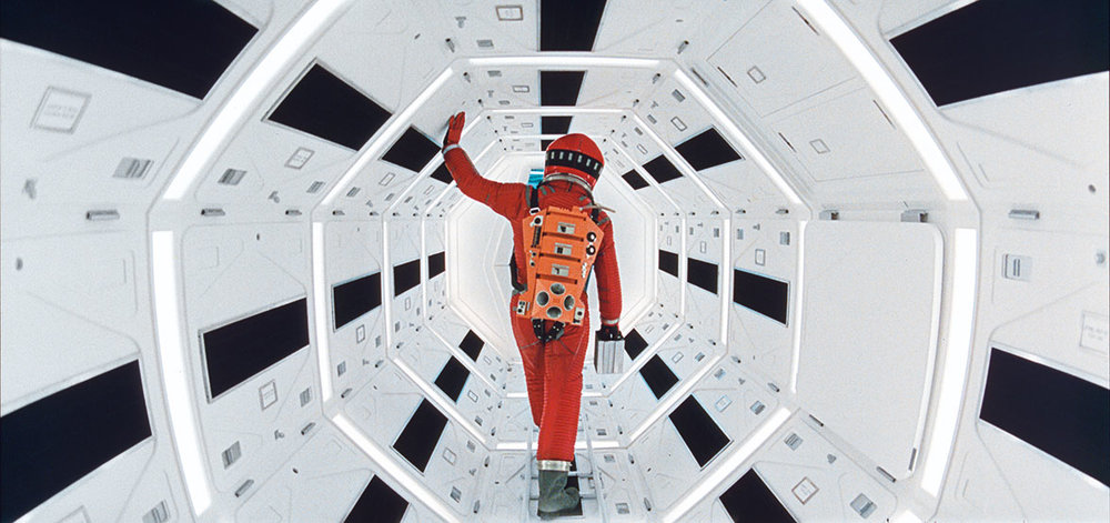2001: A Space Odyssey, directed by Stanley Kubrick (1965–68; GB/United States). Still image. © Warner Bros. Entertainment Inc.
