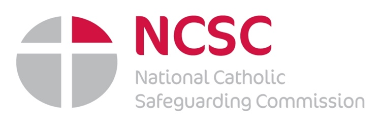 The NCSC has responsibility for setting the strategic direction of the Church's safeguarding policy and monitoring compliance.   www.catholicsafeguarding.org.uk    For more info, visit the  Safeguarding page .