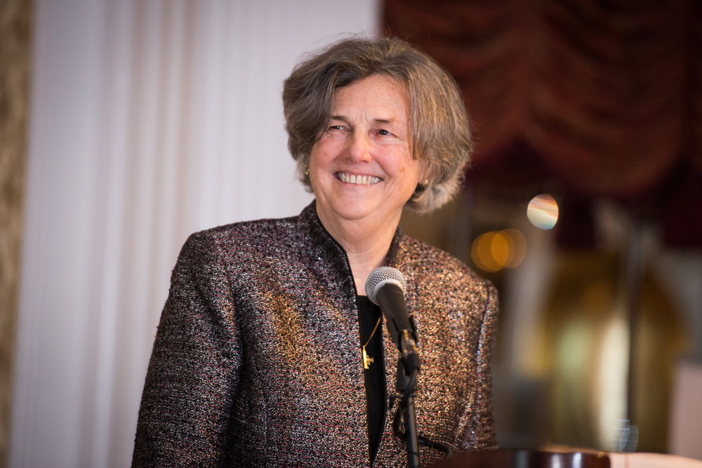 Phyllis Zagano is a member of the Pontifical Commission for the Study of the Diaconate of Women and senior research-associate-in-residence and adjunct professor of religion at Hofstra University, Hempstead, New York
