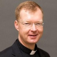 Fr  Hans Zollner, S.J., is one of the church's leading experts in the area of safeguarding minors