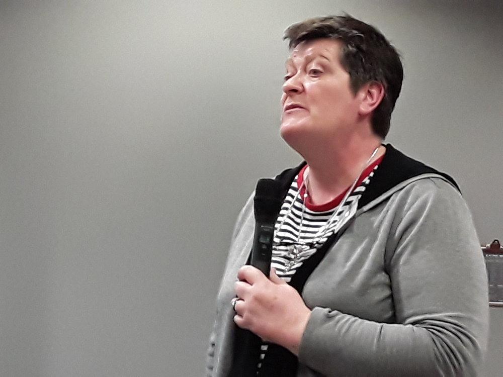 Sr Julie Buckley
