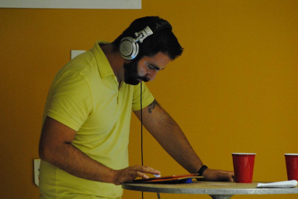 DJ Vinyl Richie
