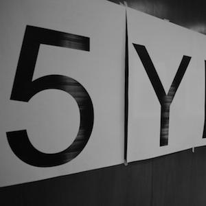 5 Year Anniversary 4/16/12