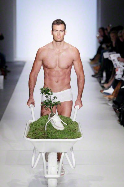 Photo: Peter Stigter- Amsterdam Fashion Week 2011