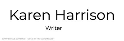 Karen Harrison- Writer