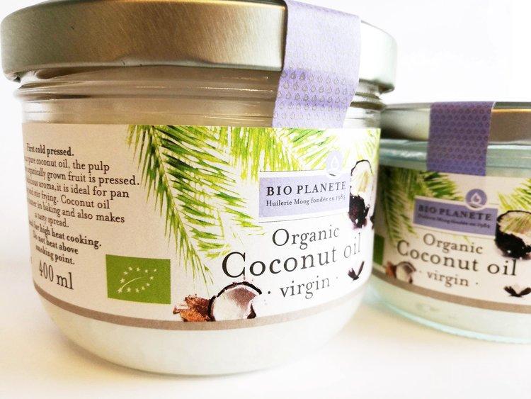 Rendyrket økologisk kokosolie til krop og sjæl — Bleschu