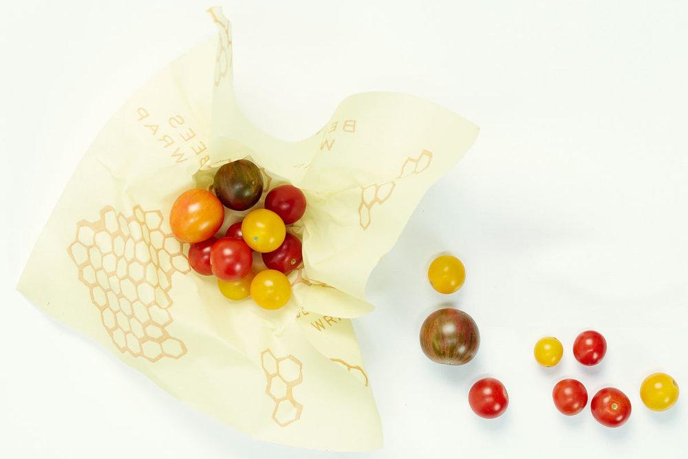 Man kan altid tage egne net, poser og bee´s wrap med, så er hjemtransporten, af eksempelvis en ost, noget mere simpel.