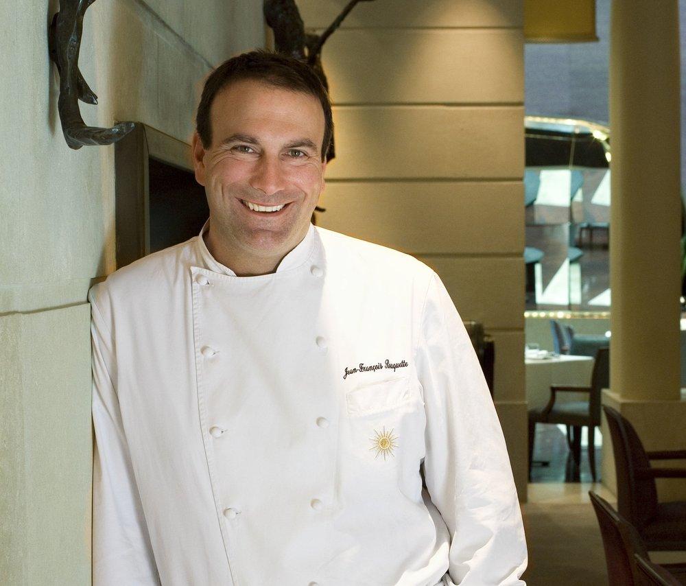 Chef Rouquette