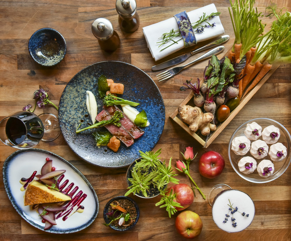 Coming this September - The Montagu Kitchen will celebrate the best of British produce, taking inspiration from the National Trust's Chartwell house and garden in Kent – Winston Churchill's illustrious former residence.