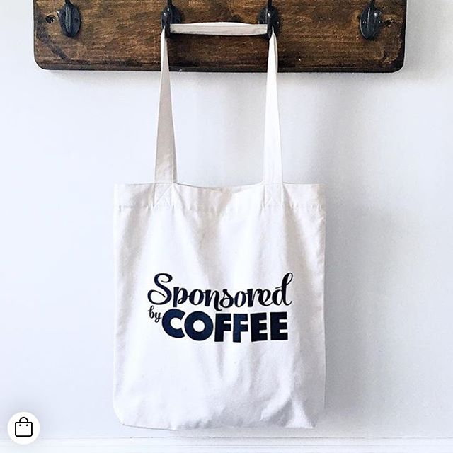 Love @thismamadoes posts. She always makes me chuckle and I really do relate to all of her lovely products - especially this one! She is running a giveaway at the moment to win one of these babies, so go check her out. I'm going to enter. What a day I've had, mostly surviving on...yup... COFFEE! ☕️ #sponsoredbycoffee #fabbag #thisissome