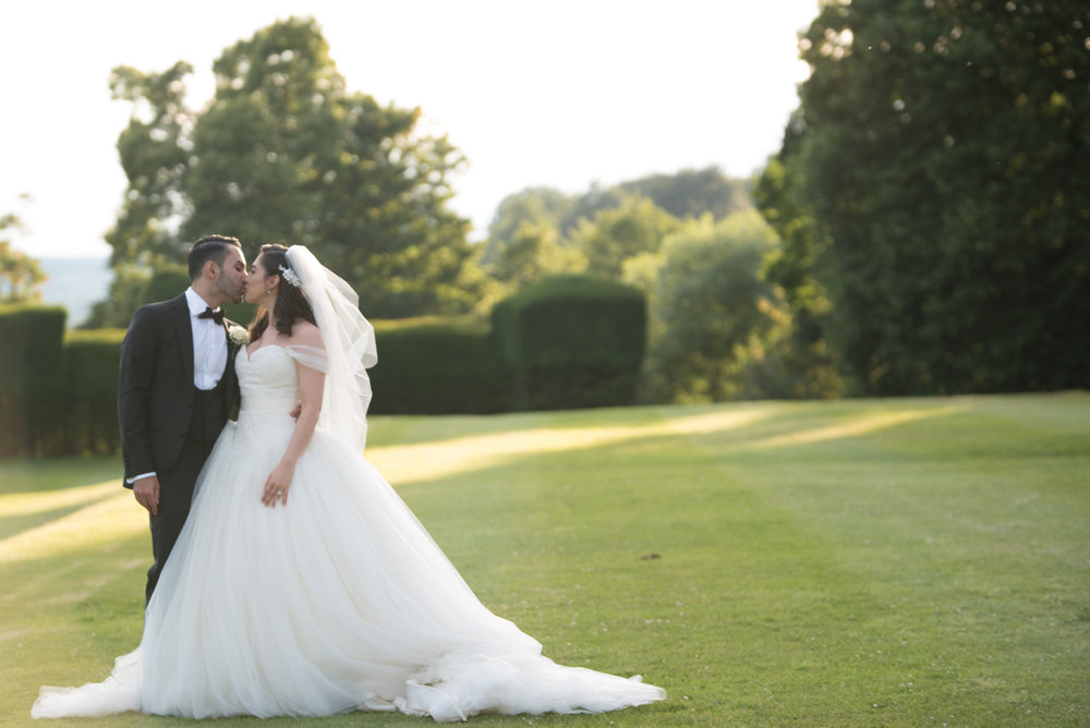 Danesfield house wedding, Danesfield House wedding photographer, Vera Wang wedding dress