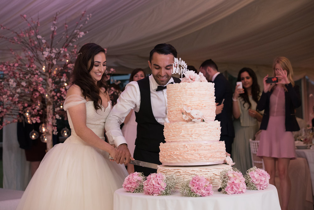 Danesfield House wedding, The Canny Cake Company, High Wycombe wedding, Buckinghamshire wedding