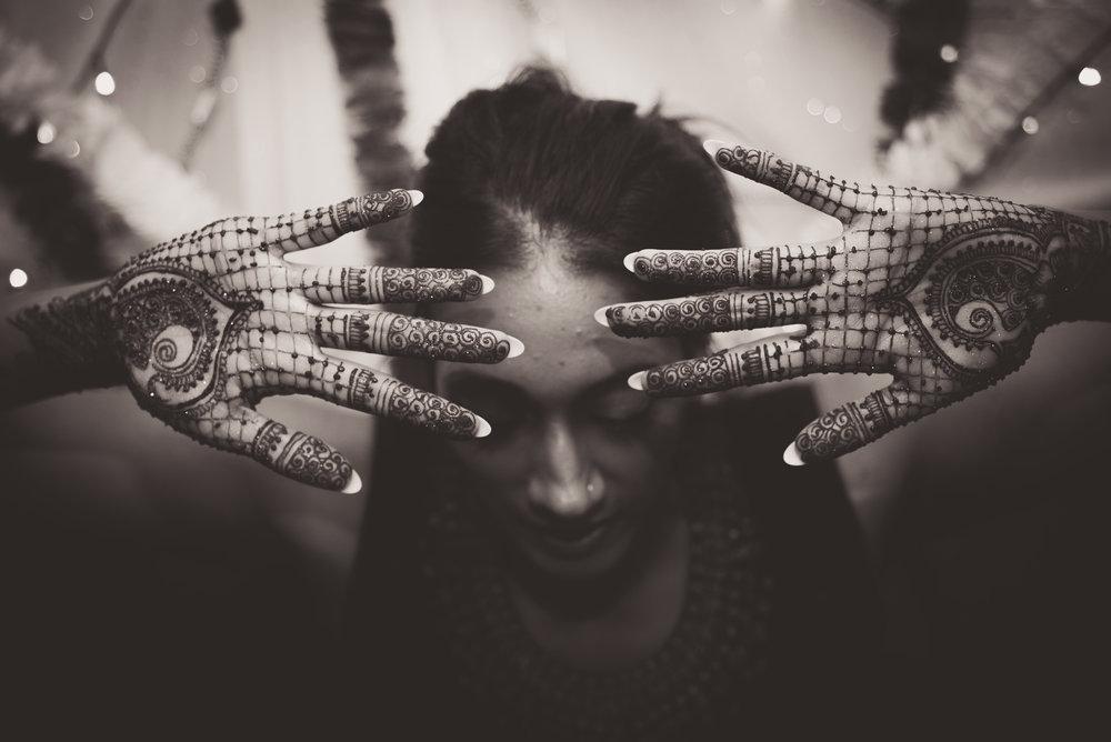 Hindu bride Sikh bride mehndi henna tattoo