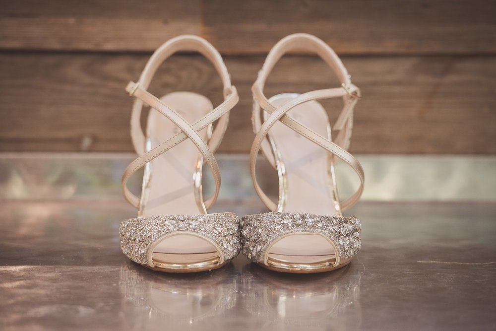 Jewelled Wedding shoes, Bridal shoes