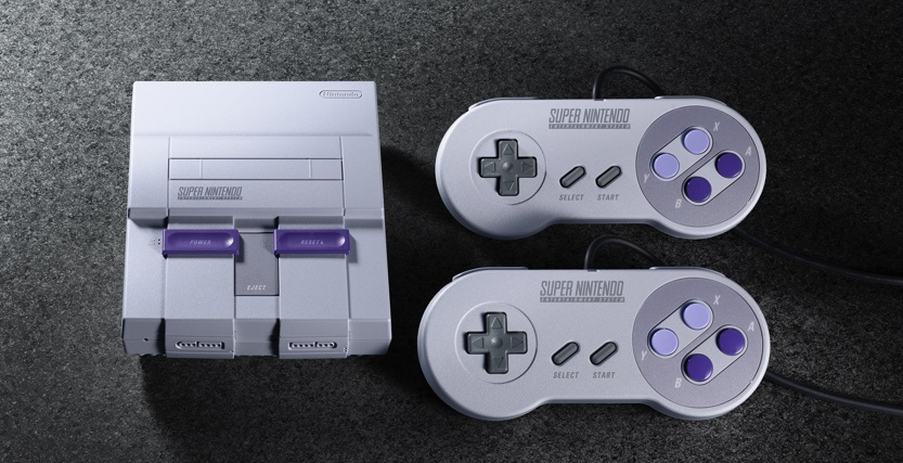 Nintendo - SNES Classic - Going Old School this September has it's perks if you're a Nindendo Fan!