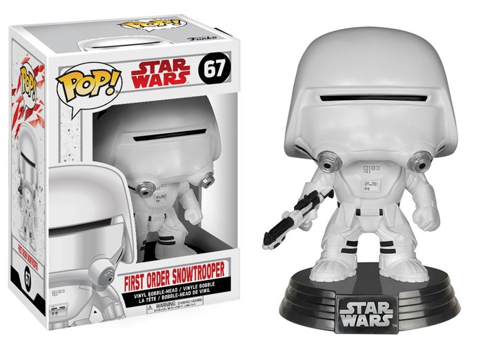 First Order Snowtrooper Pop