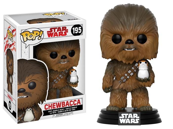 Chewbacca Pop