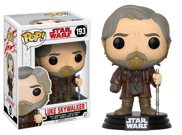 Luke Skywalker Pop