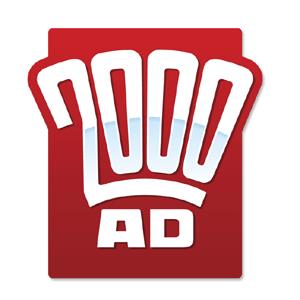 2000 AD comics