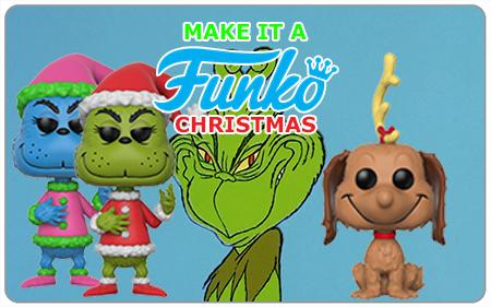 Taking orders soon - NEW Grinch Funko Pops!