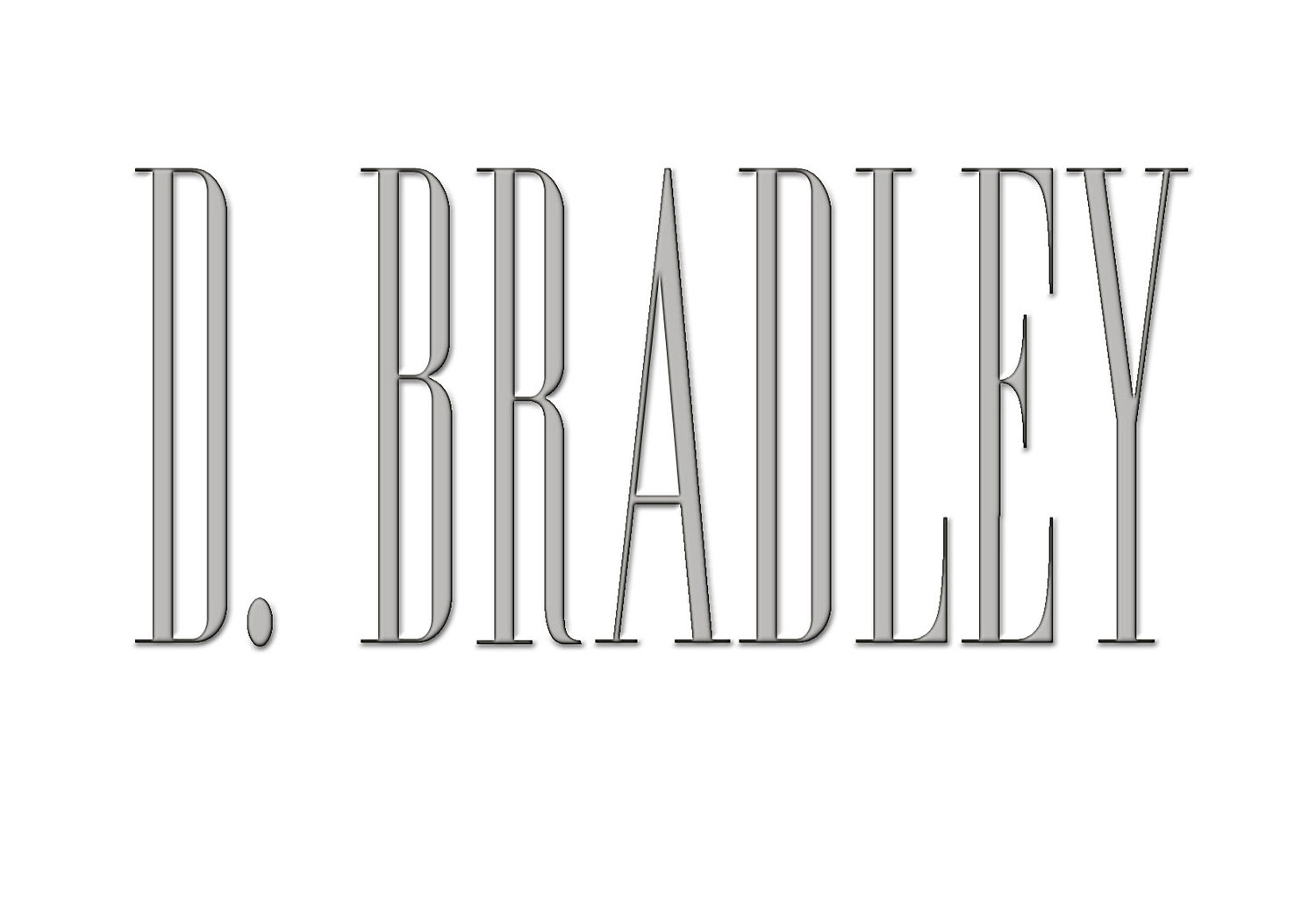 The Official Site Of D.Bradley