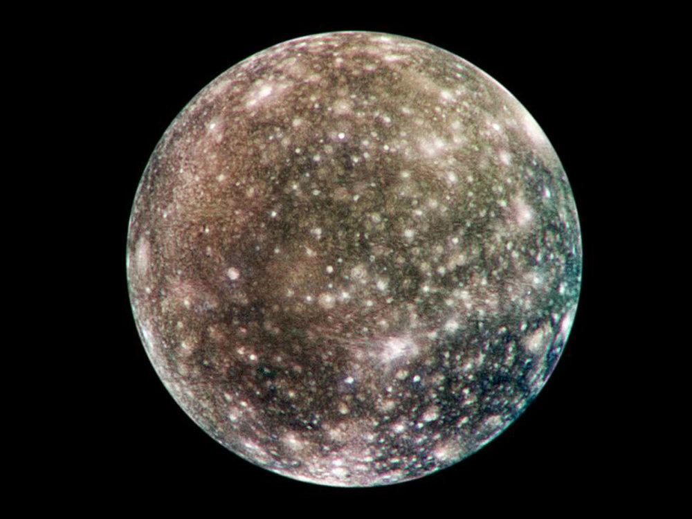 Galilean Moons: Callisto