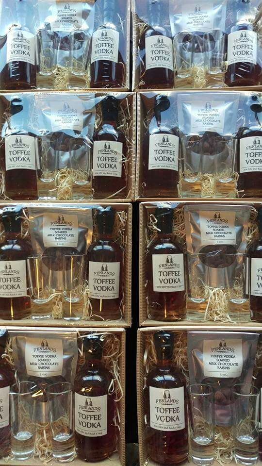 Toffee Vodka Gift Pack