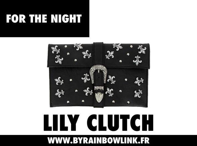 Lily Clutch parfaite pour vos soirées d'été ! Dispo sur www.byrainbowlink.fr  #lilyclutch #byrainbowlink #forthenight #shoponline #eshop #accessories #clutches #fashion