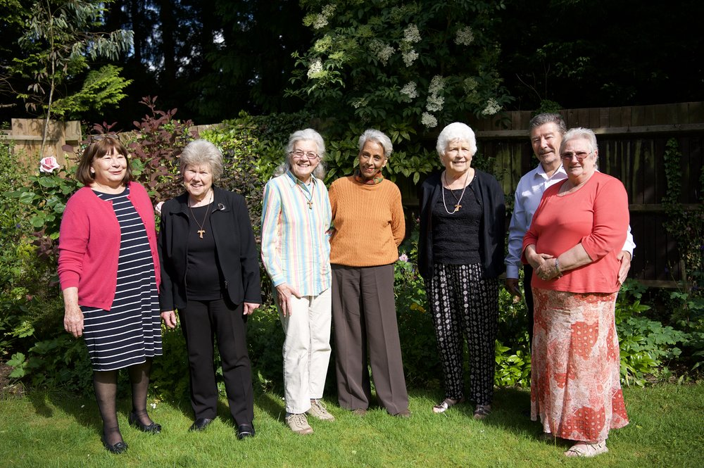 Some members of our Pastoral Team, 2017
