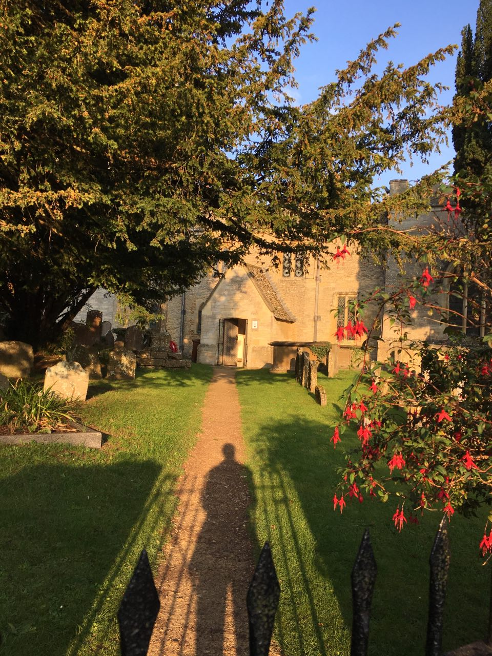 Yarnton Church Oxfordshire